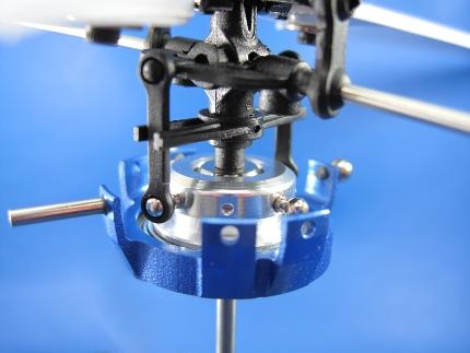 CNC Swashplate with TWF E-Sky FP2 Rotor